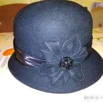 Шляпа фетровая 58 р-ра, в г.Минск