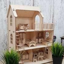 Кукольный домик Лол 49 см, в Красноярске
