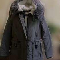 Продаётся куртка(парка), в Санкт-Петербурге