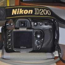 Фотоаппарат зеркальный Nikon D200 (Body), в Брянске