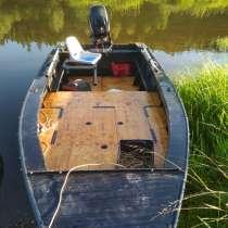 Водомётная ПНД лодка, в Нижнем Тагиле