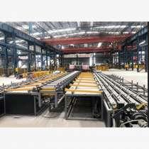 Режущая линия для арматуры муфтовой модельSJT50, в г.Чэнду