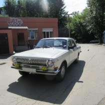 Волга Газ модели 2410 1989 года выпуска, цвет белый, в Екатеринбурге