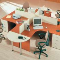 Мебель для персонала МЕГА-ОФИС, в Санкт-Петербурге