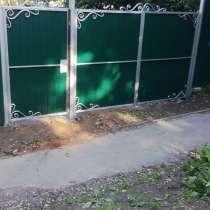 Скамейки, мангалы, заборы, калитки и ворота, в Мытищи