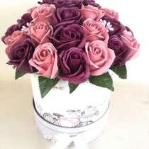 Букеты из бутонов мыльных роз на Пасху!, в Санкт-Петербурге