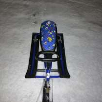 Снегокат, в Усть-Илимске