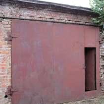 Продам капитальный кирпичный гараж, в Искитиме