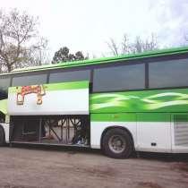 Тонировка автобусов, в Краснодаре
