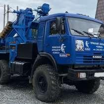 Продам ямобур Айчи Aichi D705, шасси КАМАЗ-43118, 2011 г/в, в Екатеринбурге