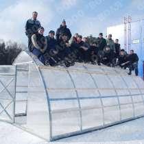 Вечные теплицы ВОЛЯ для снежных зим!, в Сыктывкаре