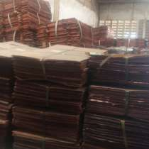 Медь Катодная пластины 99,97-99,99% класс А, в г.Алматы