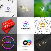 Графический дизайн. Создание логотипа, брендинг, презентация, в г.Херсон