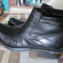 Продам зимние ботинки мужские (казаки), в Рузе