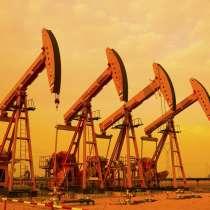 Нефть сырая поставки по РФ, в Ангарске