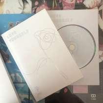 Альбом BTS с диском, найклейками, книжкой с фото, дневником, в Кемерове