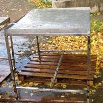 Разделочные столы из нержавейки, в Красноярске