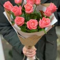 Доставка цветов на карантине!!, в Жуковском