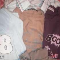 Рубашки и футболки 8-10лет для мальчика, в Смоленске