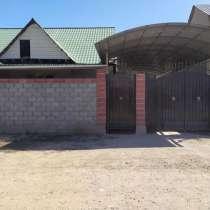 Продается 4 комнатный дом. ж/м Ак ордо. Все условия, в г.Бишкек