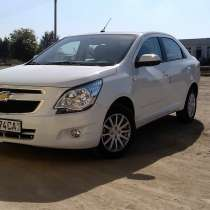 Chevrolet Cobalt белого цвета отличном состояние, в г.Навои