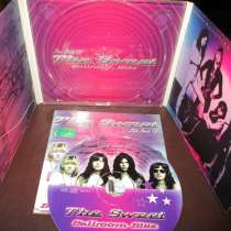 The Sweet - Ballroom Blitz - The Best Of - CD диск + 2 DVD, в Москве