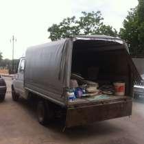Вывоз мусора Газель с грузчиками, в Краснодаре
