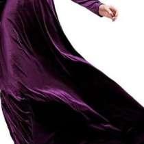 Продам вкчернее бархатное платье, в Великом Новгороде