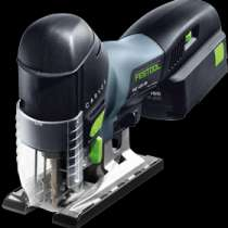 Электролобзик Festool CARVEX, PS 420 EBQ-Plus, в Москве