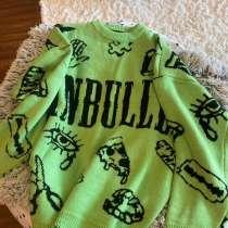 Вязанный свитер Anbullet, в Москве