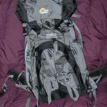 Продам рюкзак lowe alpine 60+10, в Железногорске