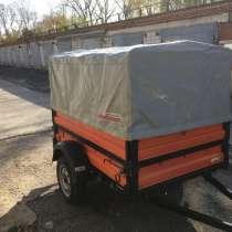 Продам прицеп для легкового автомобиля (кроссовера и джипа), в Хабаровске