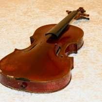 Verkaufe Geige sehr wunderschone rote Viola ! Original, в г.Фёльклинген