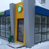 Павильоны минимаркеты изготовление из композита гарантия, в Казани
