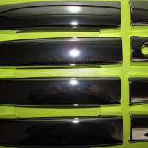 Накладки хром на дверные ручки Nissan Qashqai, в Омске
