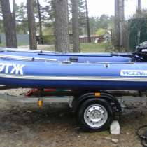 Продам лодку WINBOAT 375 с мотором MERCURY 15, в Томске
