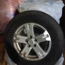 Колёса Toyota б/у, 4шт, в Кимре