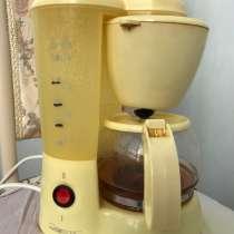 Продаю кофеварку электрическую 0,7 л, в Тюмени