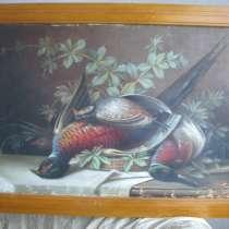 Картина, в Астрахани