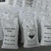 Сода каустическая, натр едкий, гидроксид натрия, NaOH, в г.Алматы