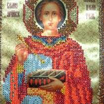 Иконы из бисера (ручная работа), в г.Артёмовск