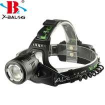 Налобный фонарь Bailong Police BL-2177-2 + Ультрафиолет, в г.Киев