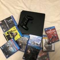Продам Playstation 4 Slim 500gb, в Москве