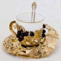 Кофейный набор «Ягодка Златоуст», в Москве