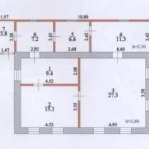 Дом 80 кв. м. продам, в Курске