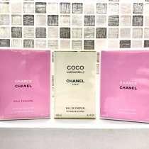 Духи Chanel (Шанель), в Москве