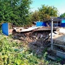 Ручной демонтаж, и землянные работы, в Краснодаре