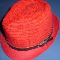 Шляпа женская Fedora, в Новосибирске