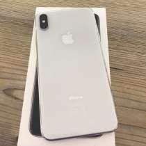 IPhone XS MAX 64 gb Silver, в Москве