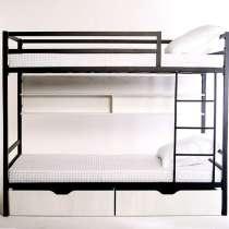 Металлические двухъярусные кровати, в Нижнем Новгороде
